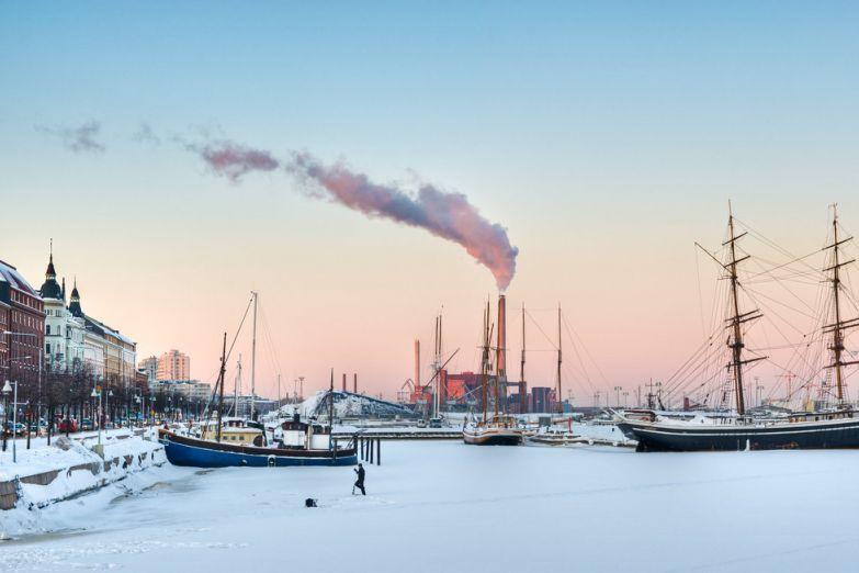 Хельсинки, туризм