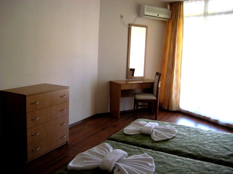 Апартамент с одной спальней
