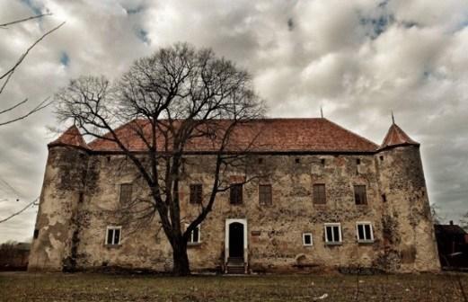 Замок Чинадиево
