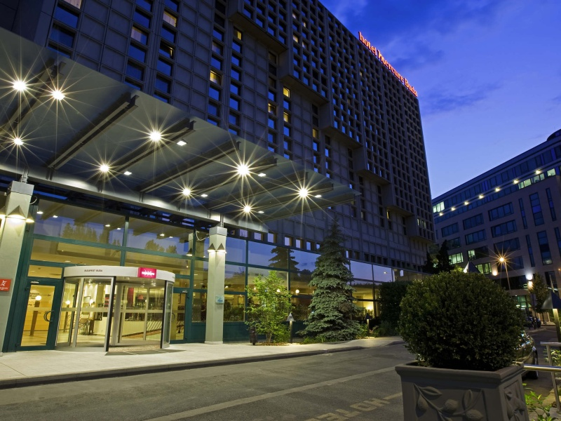 Будапешт отель
