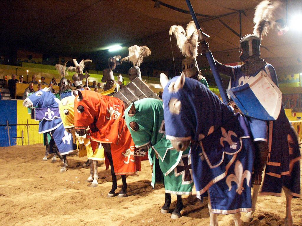 рыцари Каталония