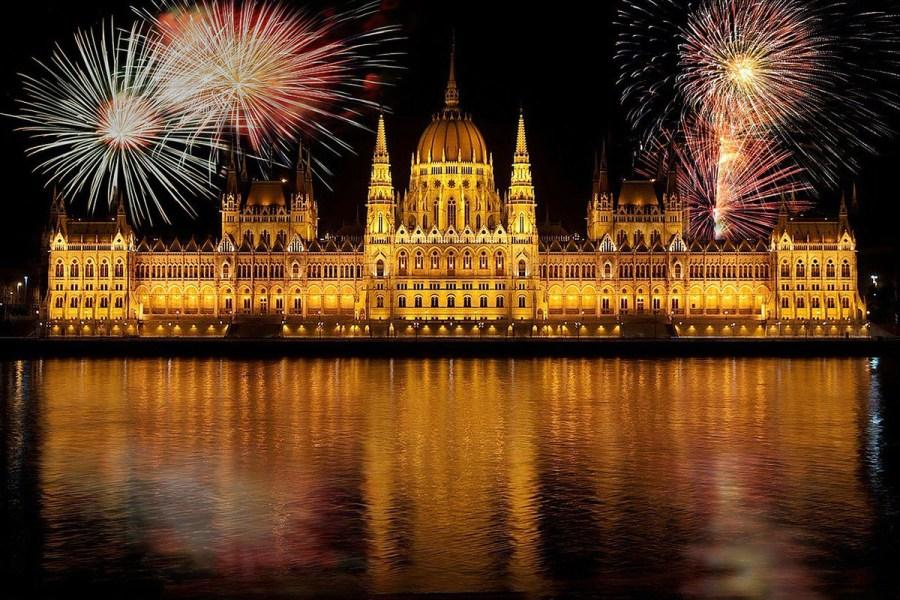 Рождественские каникулы в Венгрии
