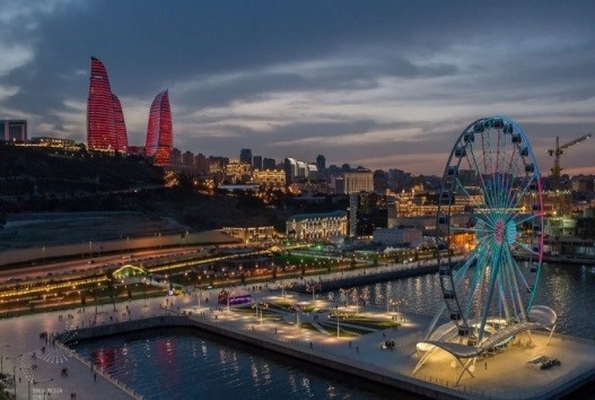 Восточная сказка - Баку