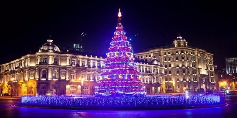Новый Год в Баку