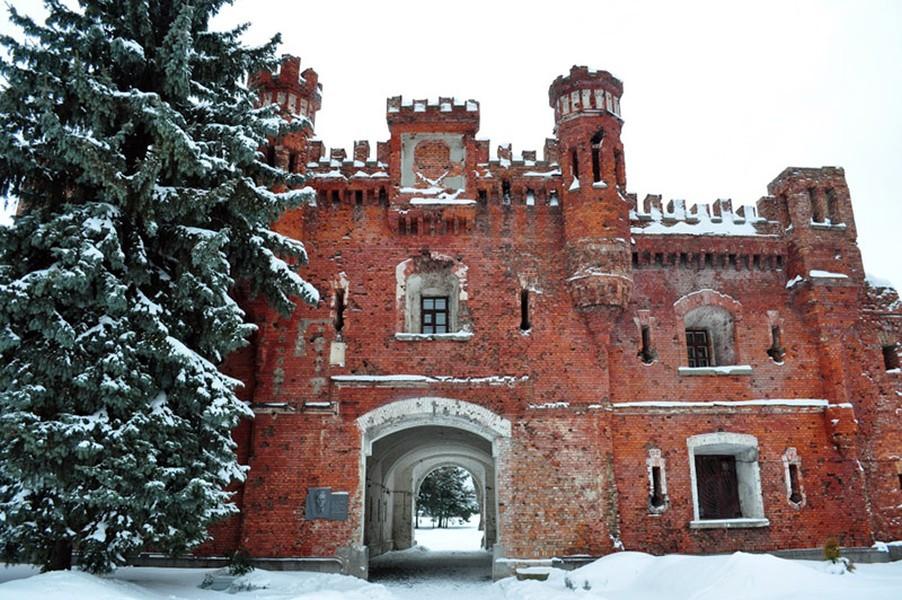 фортеця в Бресті