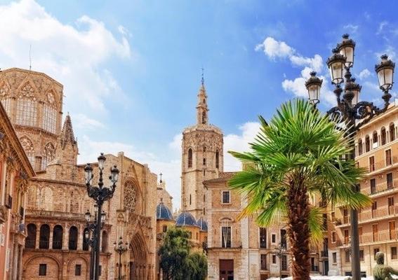 На краю мира: Испания + Португалия