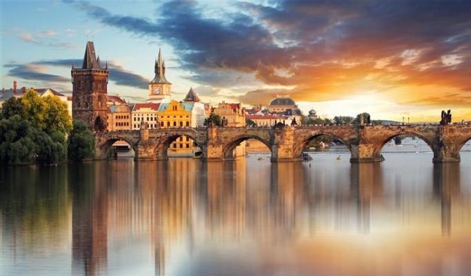 По городам романтической Европы