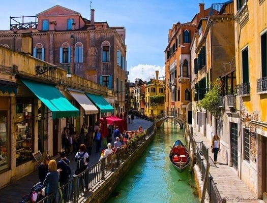 Три романтические столицы Европы