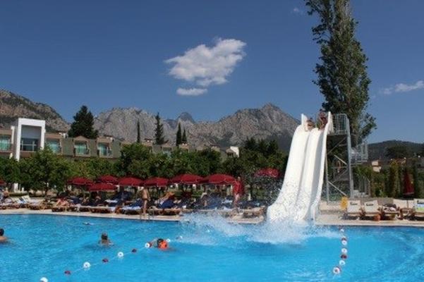 бассейн лагерь Колибри