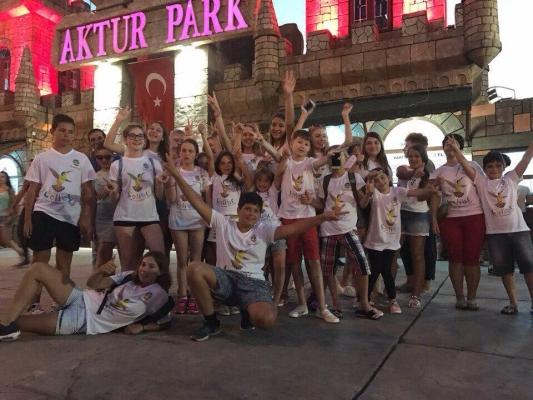 Турция лагерь Колибри
