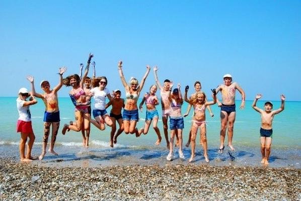 лагерь Колибри пляж