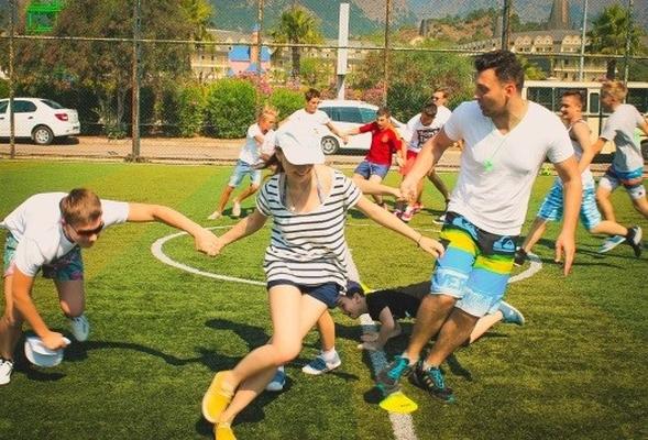 Турция спортлагерь