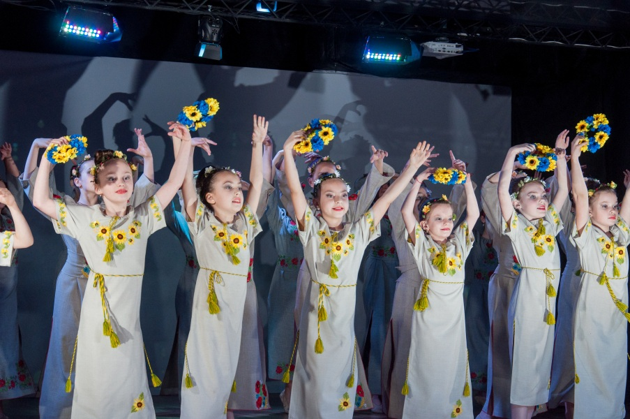 Всеукраинский  фестиваль-конкурс украинской песни в Болгарии