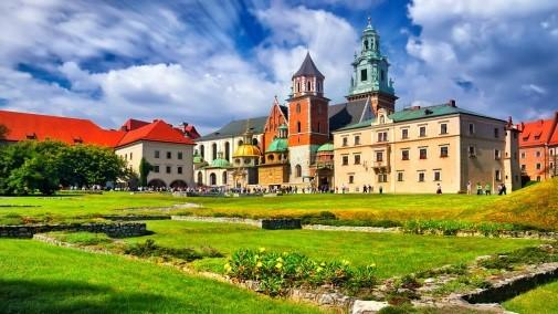 Звездная пара : Краков и Прага