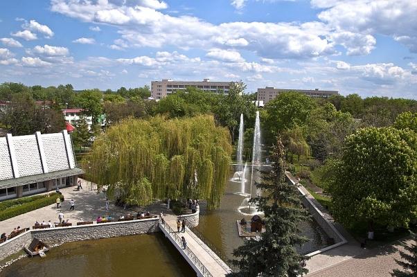 сантарорно - курортный отдых в Миргороде