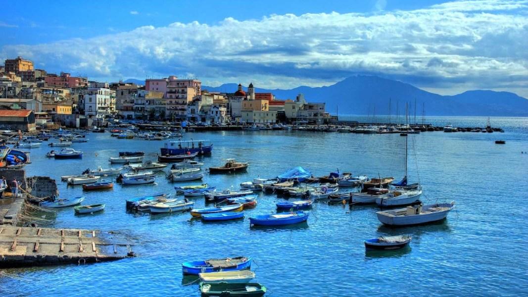 Сказочный Неаполь