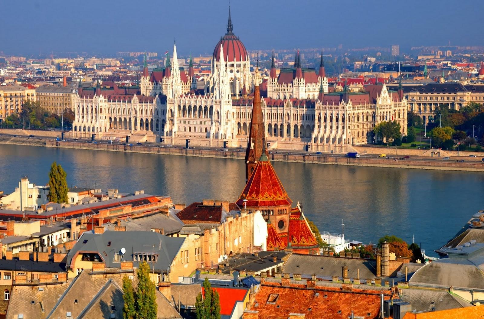 Сказочные виды Дуная