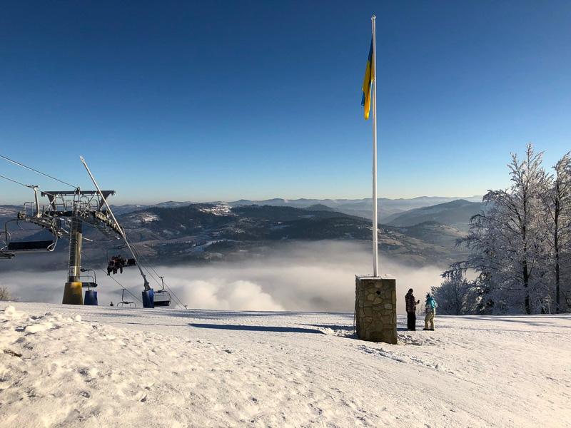 Лыжные каникулы  в Карпатах «У Тараса»