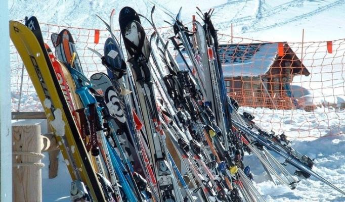 лыжи в Карпатах