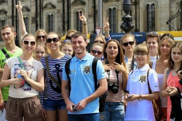 Английские каникулы в Праге