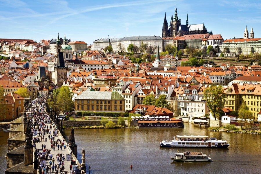 месячный языковой курс в Праге
