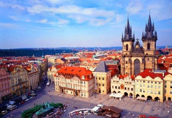 Прага и Краков
