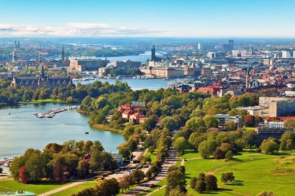 круиз по Балтийском и Северном море