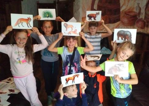 детский лагерь в Буковеле