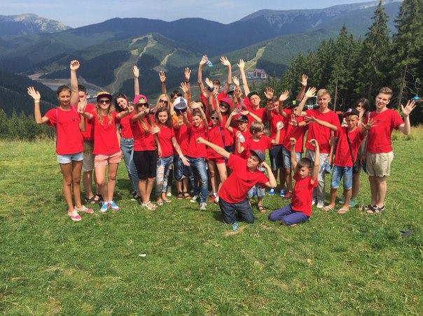Детский лагерь SHULC Карпаты