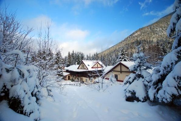 Рождество в словацкой колыбе