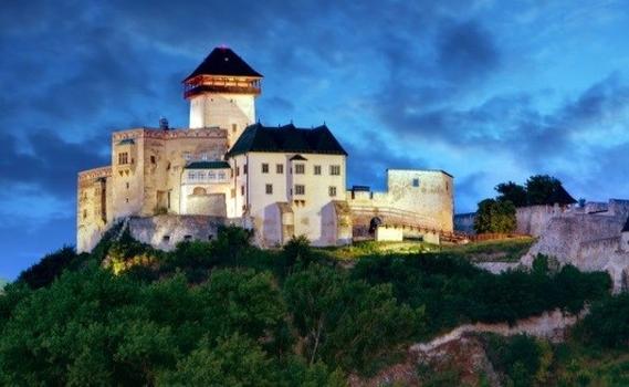Волшебный мир: Словакия + Вена