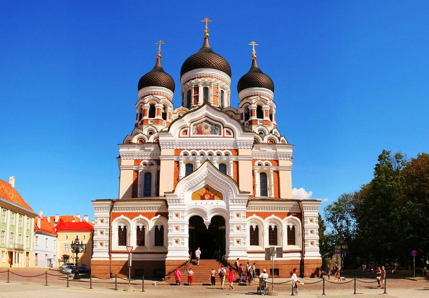 Таллинн Прибалтика