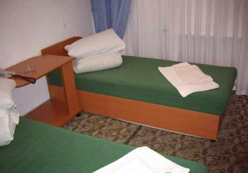 лагерь Карпаты комната