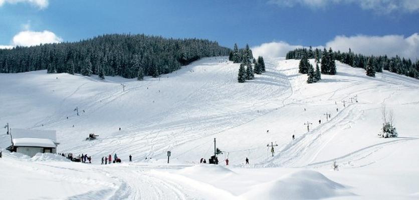 Зимние каникулы в Высоких Татрах