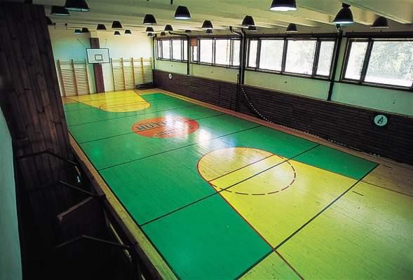 Высокие Татры спортсборы спортзал