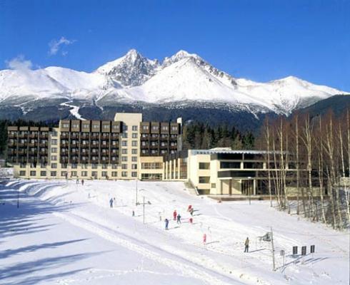 Спортивные сборы в Высоких Татрах 2018 (зима)
