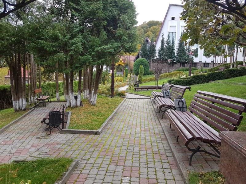 Летние каникулы в Карпатах: Яремче