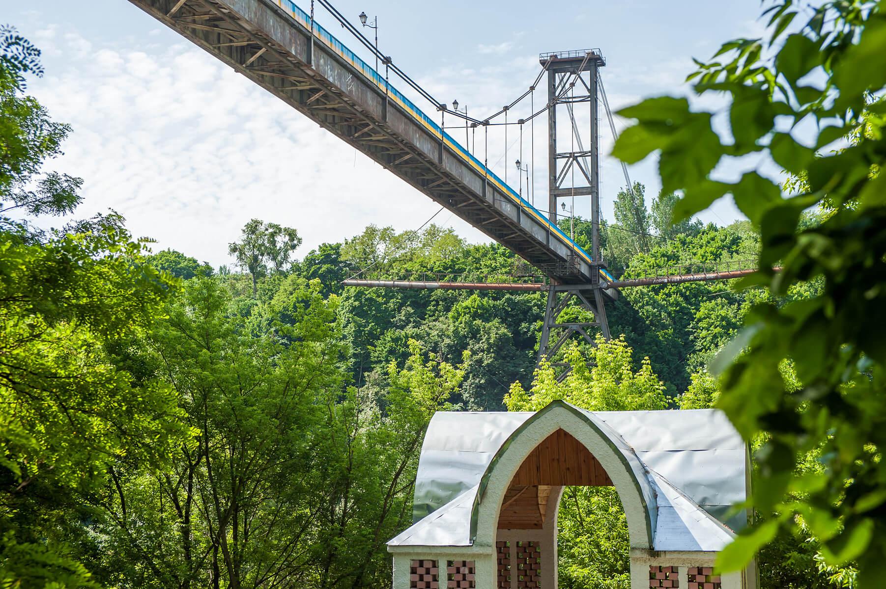 мост Житомир