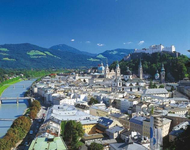 Звездные города Европы