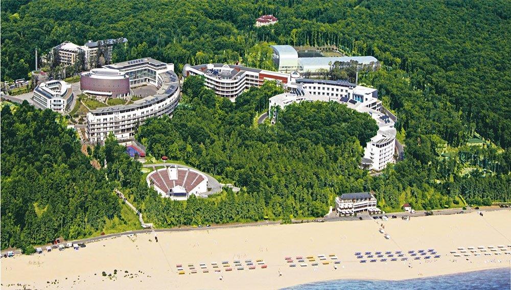 Международный лагерь ЛЕГЕНДА в Черноморском (Болгария)