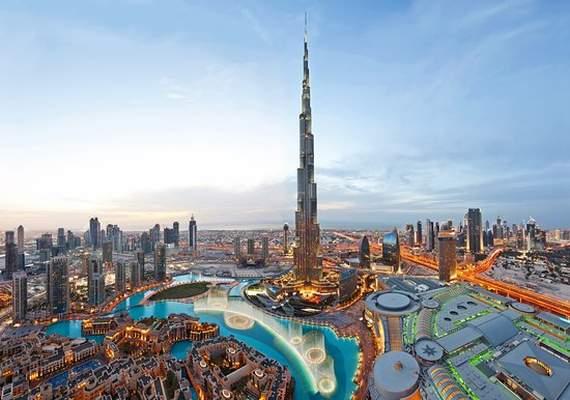 Подняться на 128 этаж Burj Khalifa
