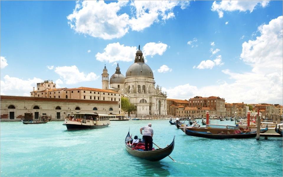 Знакомство с Италией