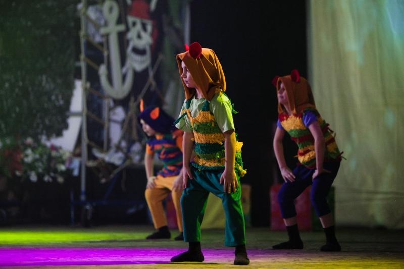 детский фестиваль в Болгарии