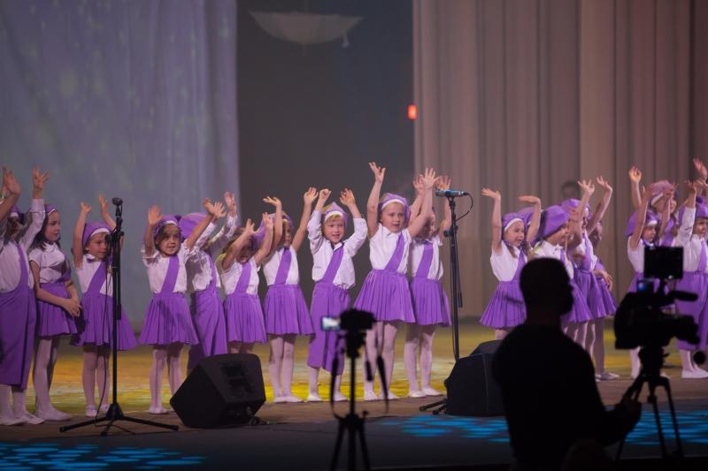 детский музыкальный фестиваль в Болгарии