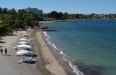 лагерь в Греции