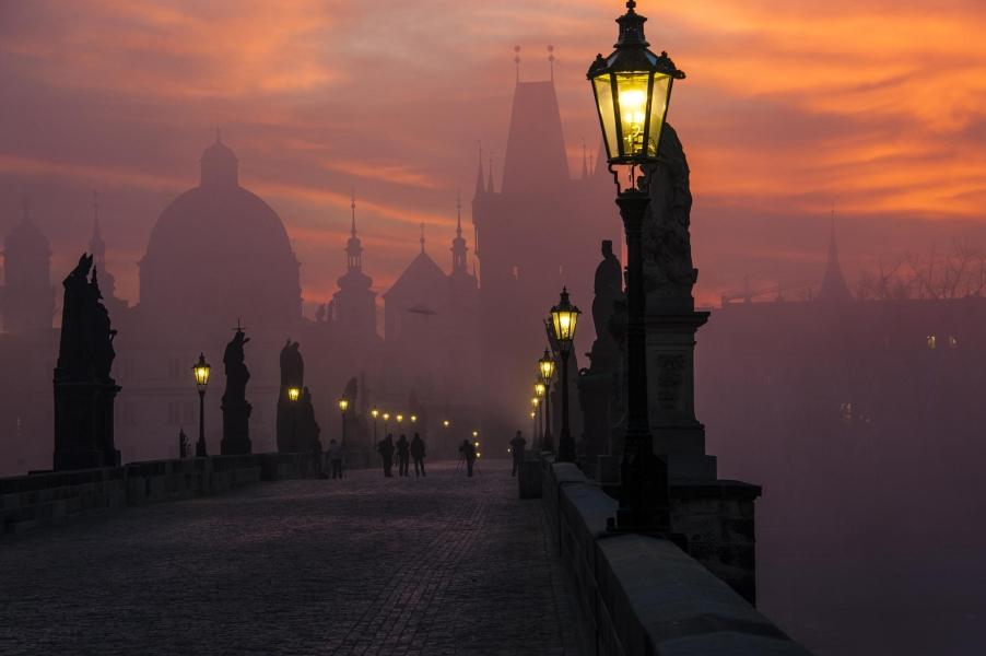 Магическая Прага и Чехия