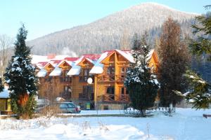 «Лагерь Петрос», Зимние Карпаты