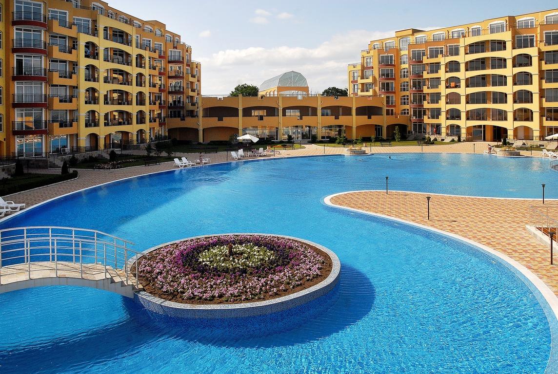 Табір в Болгарії «Midia Grand Resort»***+.  ЕКСКЛЮЗИВ ПО УКРАЇНІ